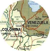 Frontera ColomboVenezolana