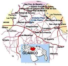 Estado Guárico, Venezuela