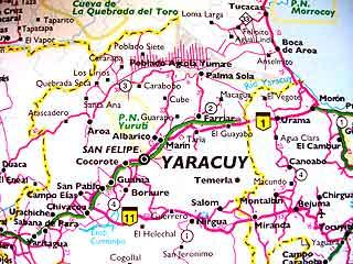 Yaracuy, Venezuela